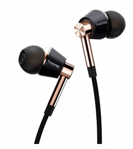 1MORE Triple Driver In-Ear Headphones Słuchawki