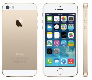 APPLE IPHONE 5S 16GB GOLD ZŁOTY