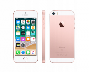 APPLE IPHONE SE 16GB ROSE GOLD RÓŻOWY Idealny A+