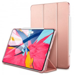 ESR SMART COVER ETUI FUTERAŁ ETUI IPAD PRO 11 2018 Rose Gold