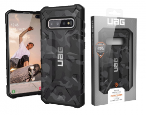 UAG URBAN ARMOR GEAR CAMO ETUI GALAXY S10 PLUS