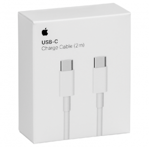 APPLE ORYGINALNY KABEL USB-C USB-C 2M BOX