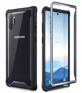 SUPCASE ARES ETUI SAMSUNG GALAXY NOTE 10 PLUS +