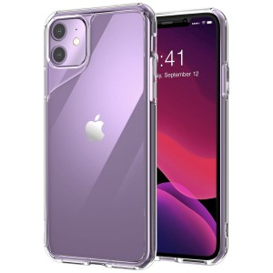 "SUPCASE I-BLASON HALO  ETUI IPHONE 11 6,1"" CLEAR"