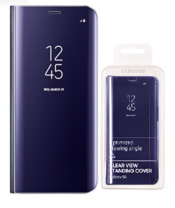 Etui Clear View Standing Cover SAMSUNG S8