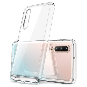 SUPCASE UB Style ETUI PANCERNE HUAWEI P30 CLEAR