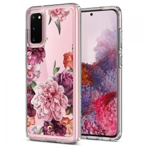 SPIGEN CIEL ETUI DO SAMSUNG GALAXY S20 ROSE FLORAL