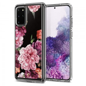 SPIGEN CIEL ETUI DO SAMSUNG S20+ PLUS ROSE FLORAL
