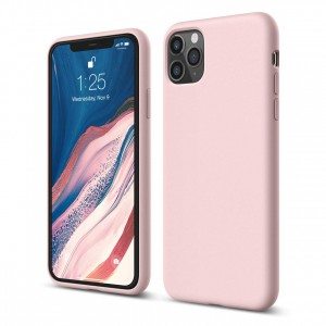 X-Fitted Liquid Silicone Etui do iPhone 11 Pro