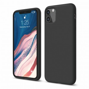 X-Fitted Liquid Silicone Etui do Apple iPhone 11