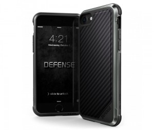 X-Doria Defense Lux Etui iPhone 7 8