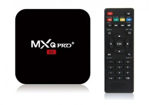 TV BOX MXQ PRO+ 2G/16GB S905X BT4 SMART ANDROID 5