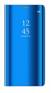 Etui Clear View Standing Cover SAMSUNG S8 niebieskie