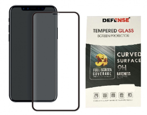 Szkło Hartowane Defense 3D Full Glue iPhone XR