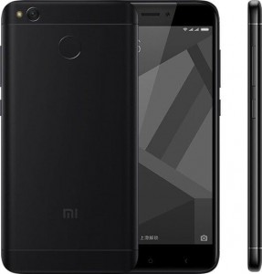 XIAOMI REDMI 4X 3/32GB BLACK CZARNY GLOBAL