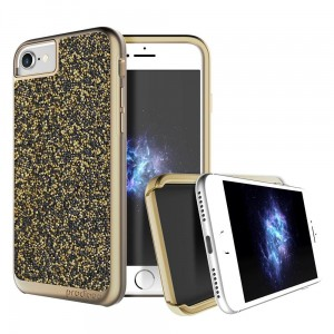 Apple iPhone 6/7/8 etui Prodigee Fancee Gold