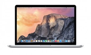 "MacBook Pro 15"" Retina i7 2.2GHz/16GB/256GB/ INT"