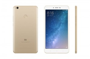 XIAOMI MI MAX 2 4/64GB ZŁOTY GLOBAL