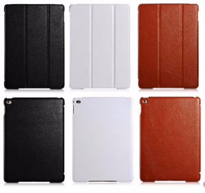 Etui iCarer Xoomz kolory Skóra Apple iPad Air