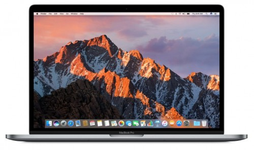 "MacBook Pro 15"" Retina Touch Bar i7 2.7GHz 16GB 512GB Space Gray INT"