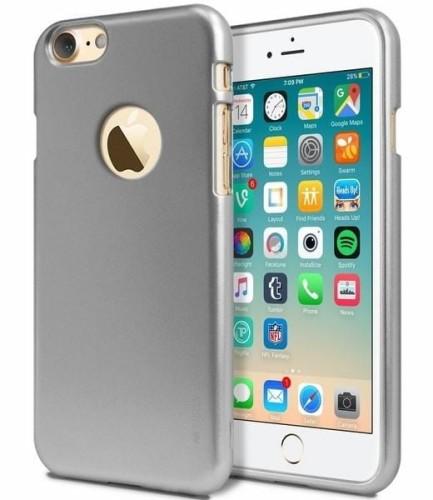 258cf6732d77 Etui Goosper Mercury i-Jelly Metal iPhone 7 GRAY - Apple - Etui ...
