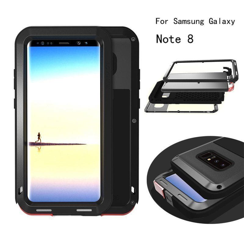 Powerful Etui Galaxy 8 Samsung Pancerne Love Note Mei